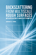Backscattering from Multiscale Rough Surfaces With Applications to Wind Scatterometry