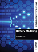 Battery Management Systems: Vol. 1