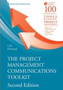 Project Management Comm. Tool Kit 2nd Ed.