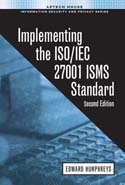 Implementing the ISO/IEC 27001 ISMS Standard, Second Edition