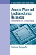 Acoustic Wave and Electromechanical Resonators